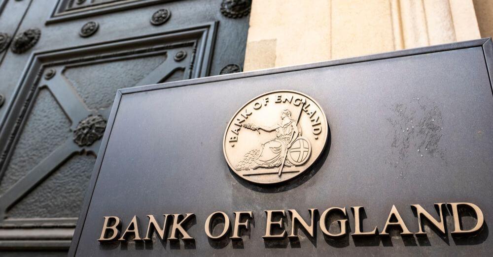 La Banque d'Angleterre et le Royal Exchange