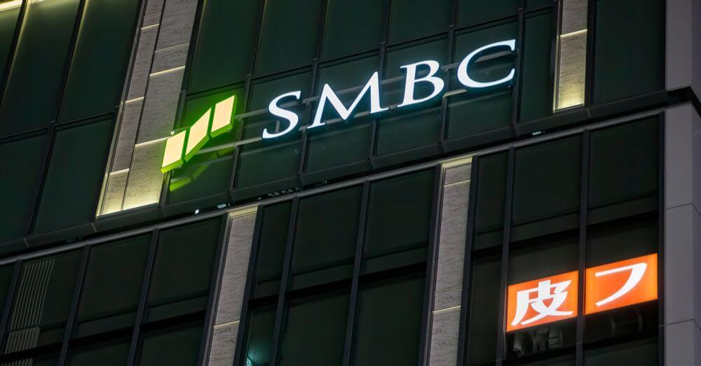 Siège de la SMBC à Tokyo, Japon