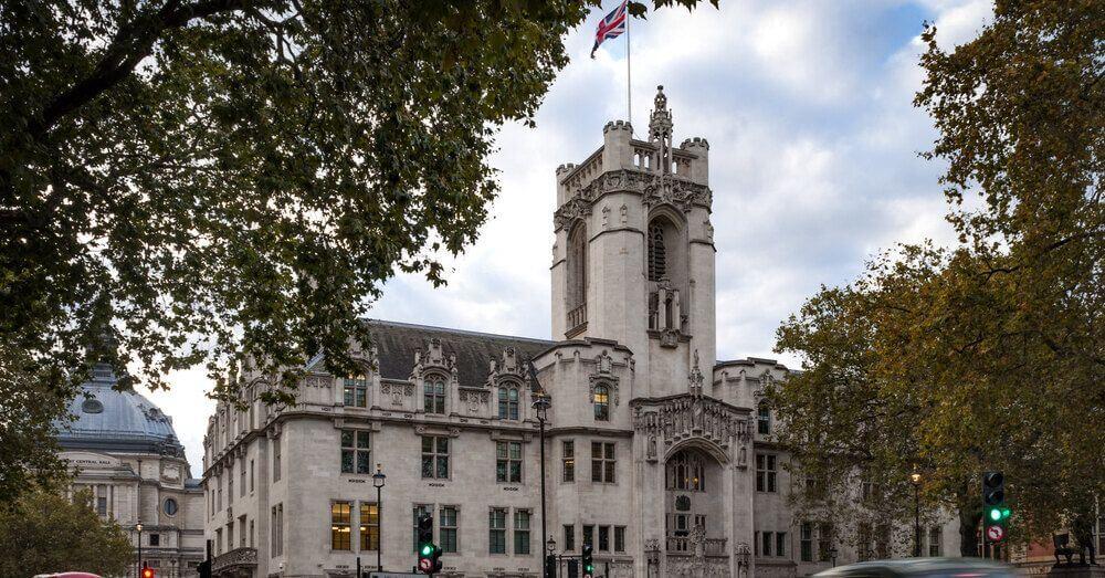 Cour suprême du Royaume-Uni