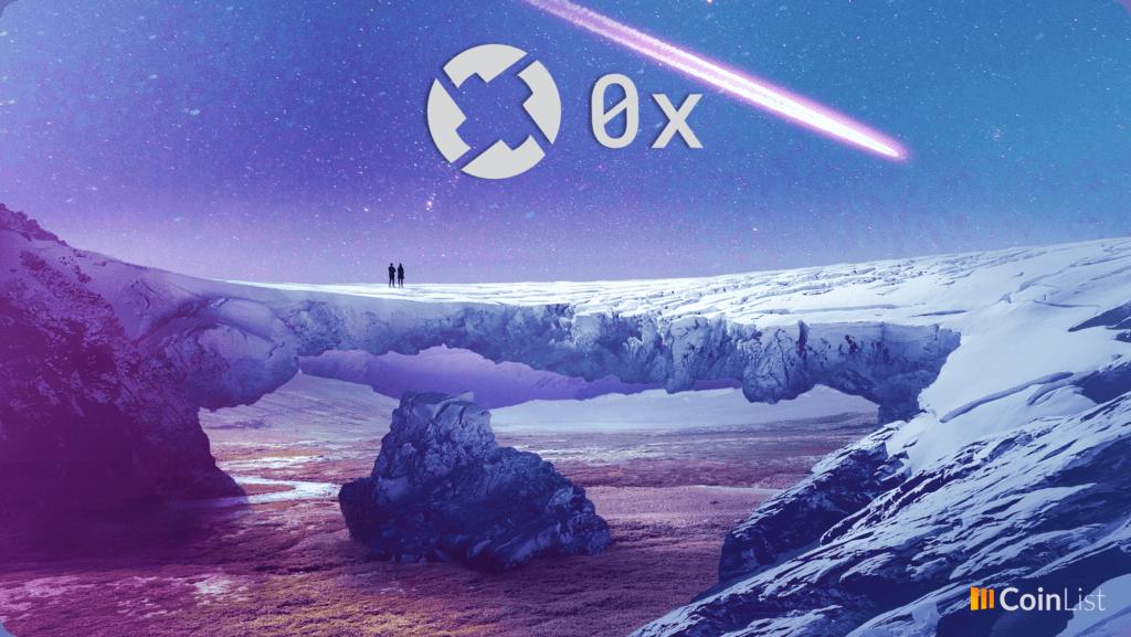 0x aumenta 30 % coinbase