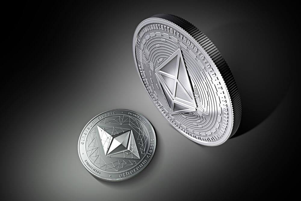 Ethereum blockchain changes