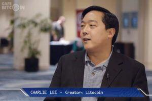 Litecoin creator, Charlie Lee