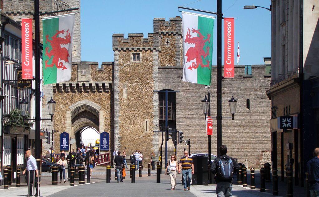 Crypto Cardiff Wales