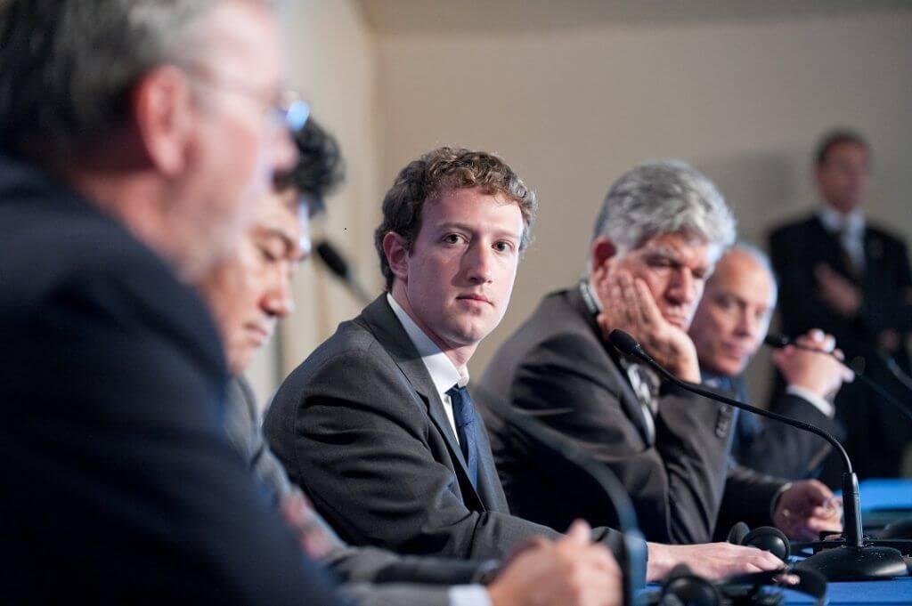 Audiencia Mark Zuckerberg Libra