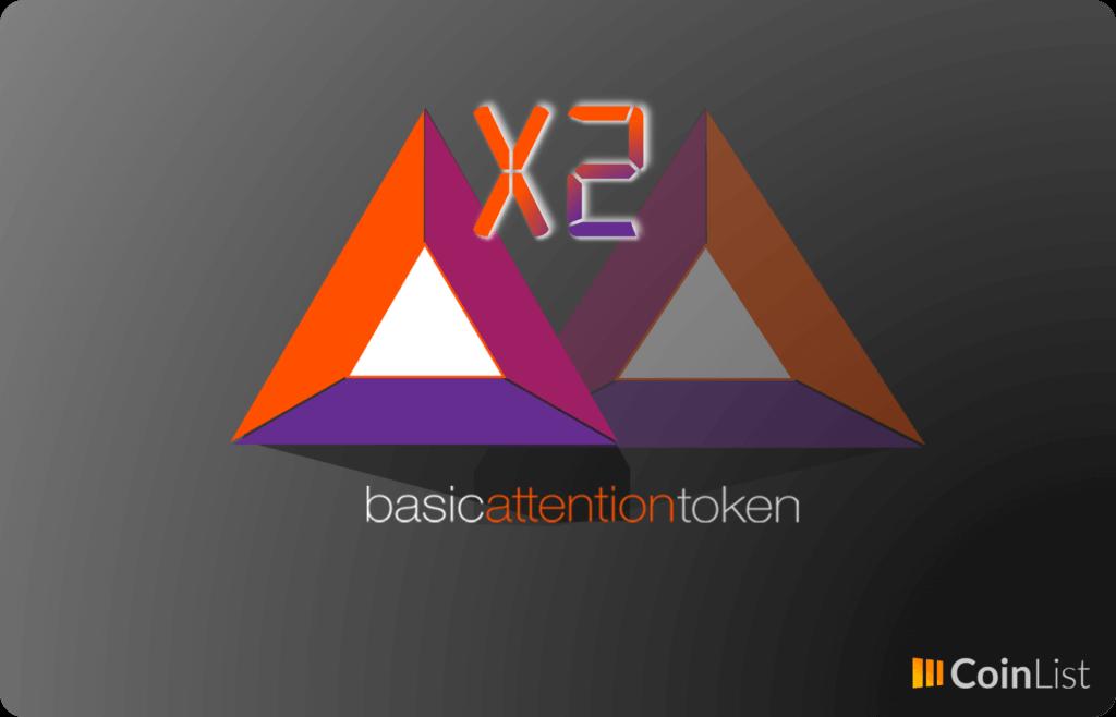 Basic Attention token sube 100 por ciento