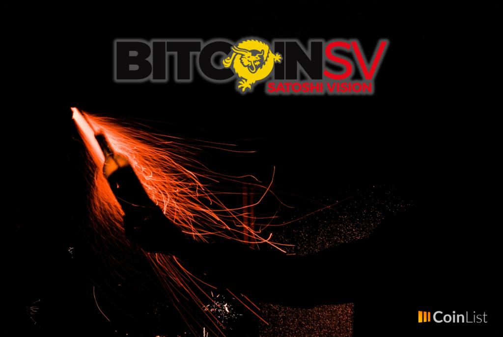 Bitcoin SV se dispara