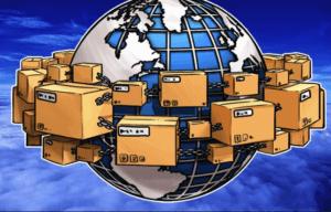 Blockchain logistica mondiale