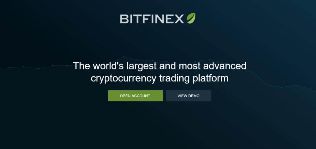 Bitfinex Home