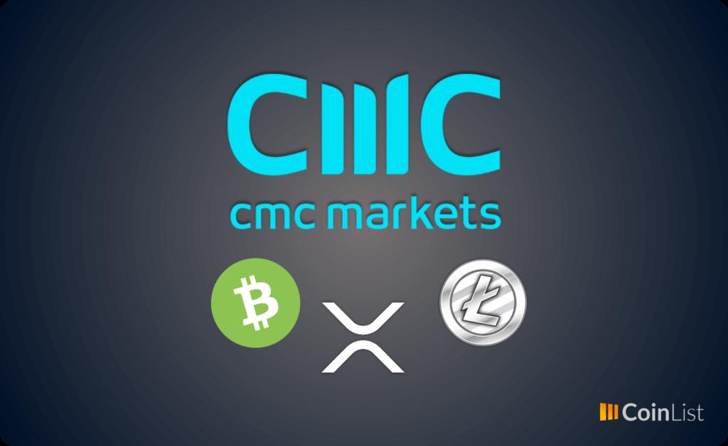 CMC Markets bch xrp ltc