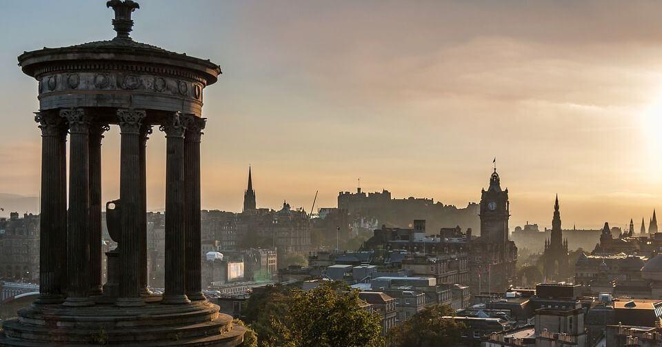 Crypto Edinburgh Scotland