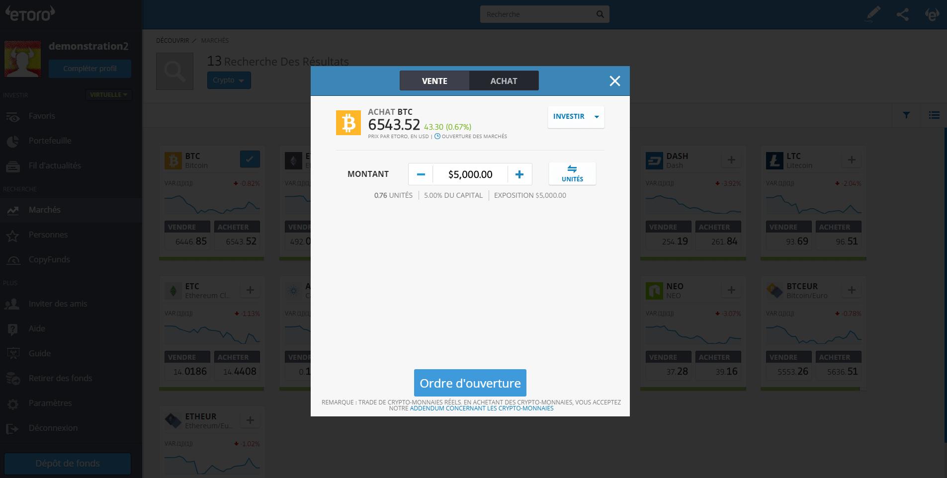 Comment Acheter des Monnaies Virtuelles 3