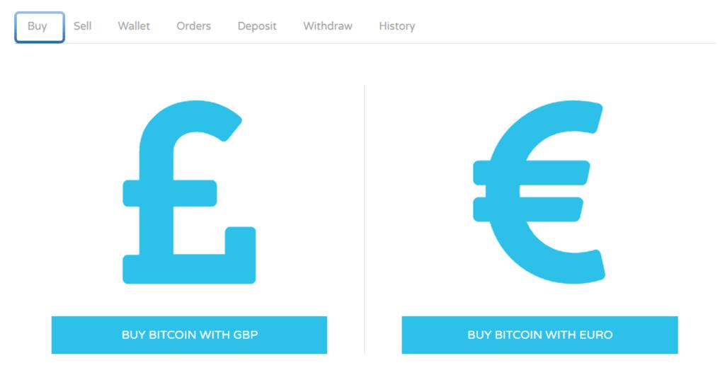 Comprar bitcoin en CoinCorner