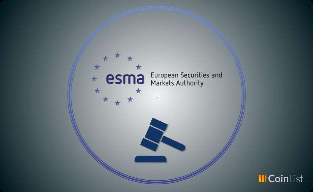 regulación de la ESMA