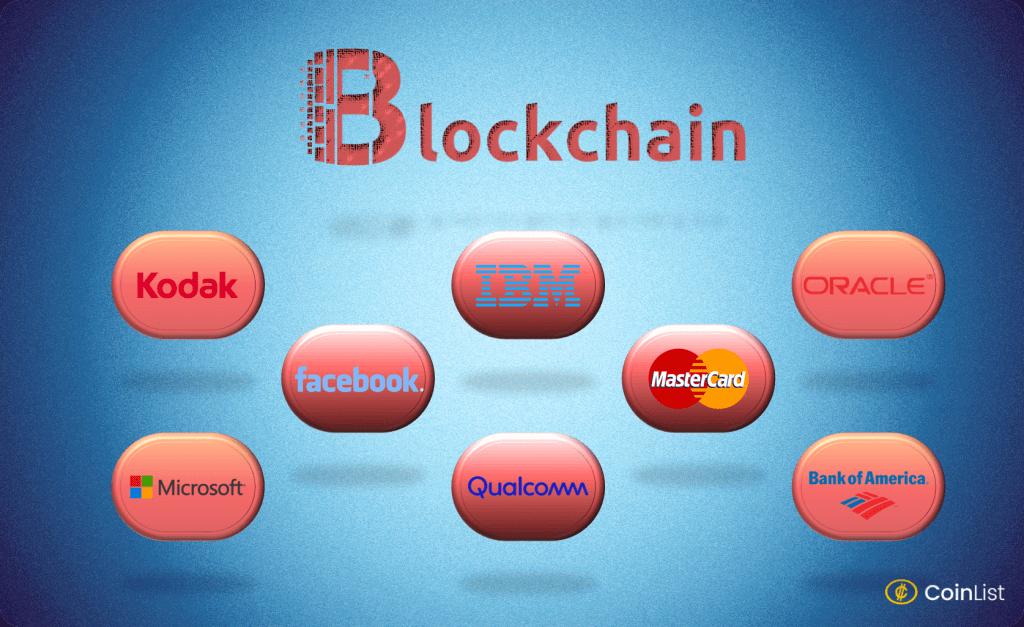 Empresas que adoptan la blockchain