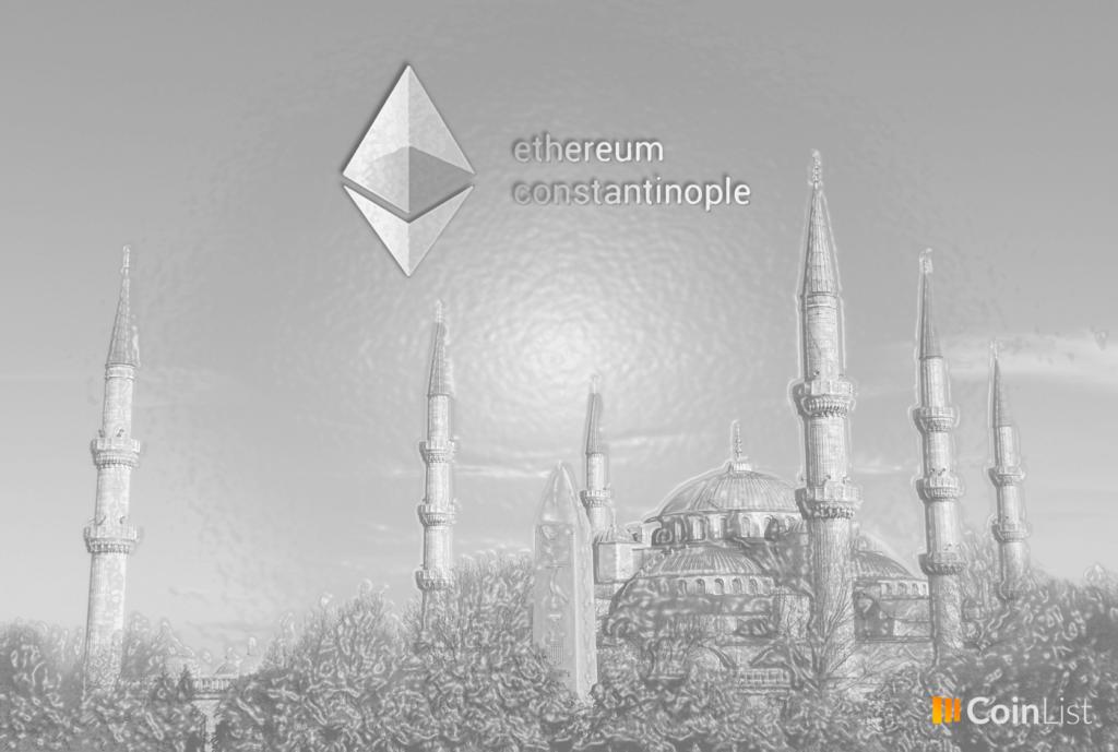 Ethereum constantinople se retrasa 3