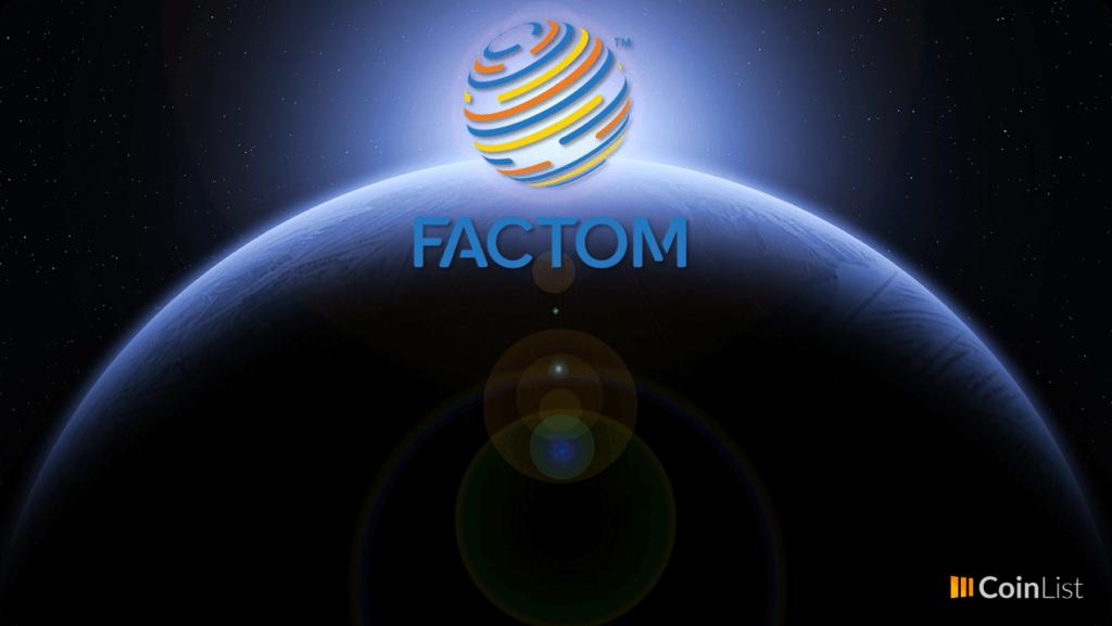 Factom sube 200 %
