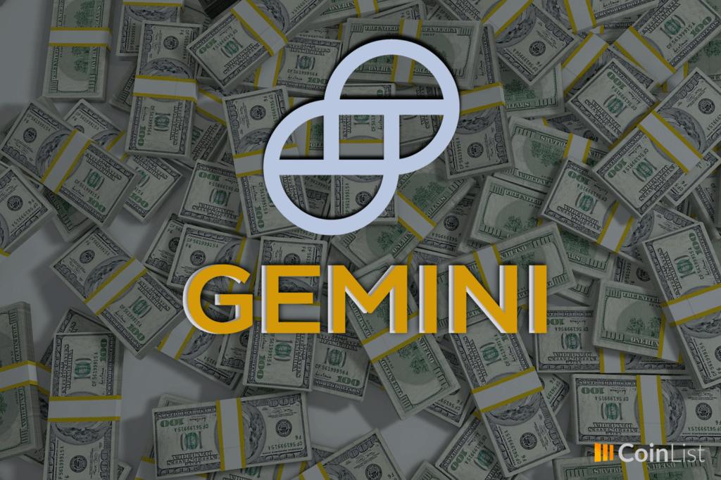 Gemini lanza su propia criptomoneda estable