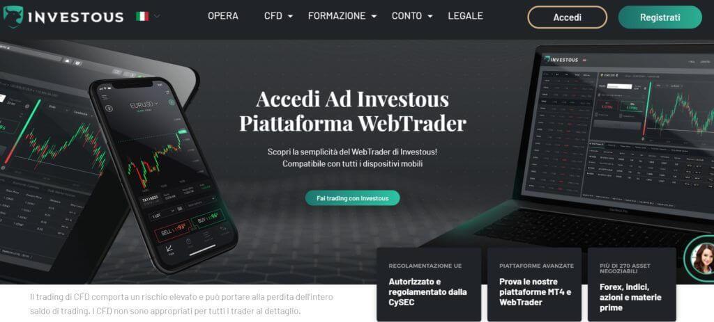Investous Platform