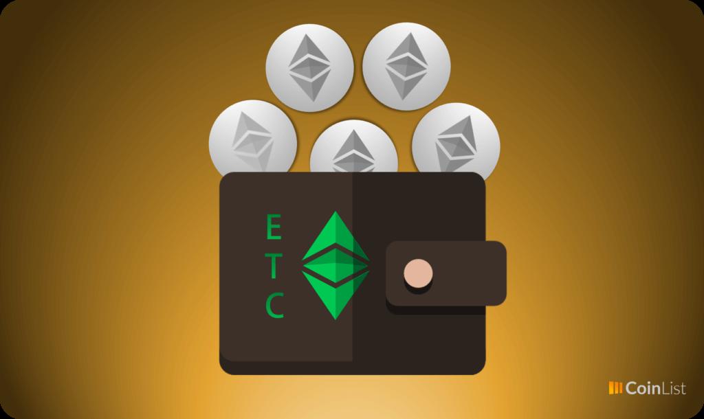 Monedero Ethereum Classic Cover