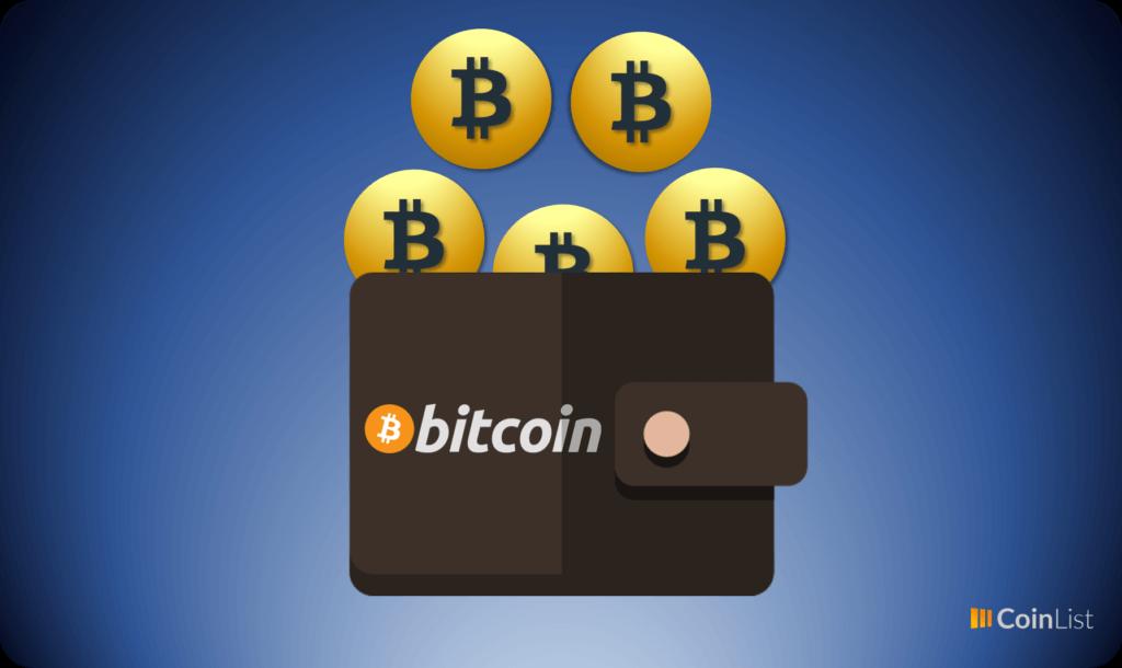 Monedero bitcoin portada