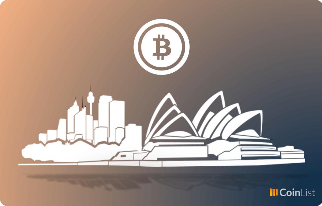 Pago de servicios de criptomonedas en Australia