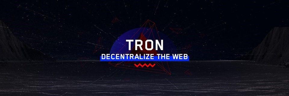 La plateforme Tron et sa cryptomonnaie TRX : décentraliser internet. Plus de 100 millions de transactions sur Tron