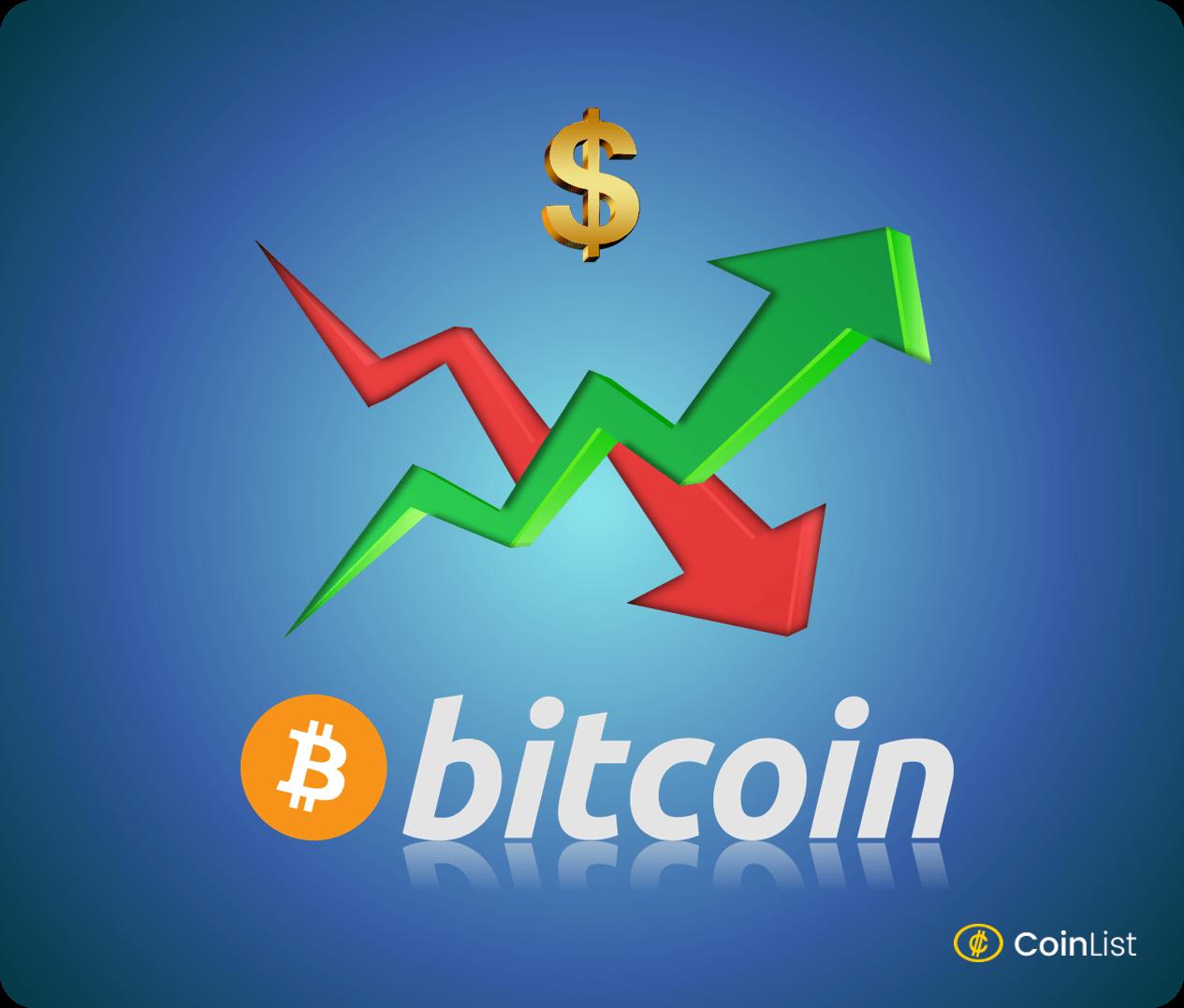 Precio del bitcoin cambia