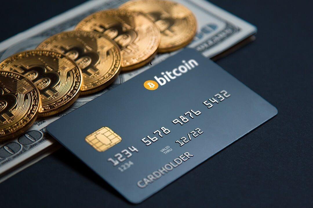Prepaid card Bitcoin