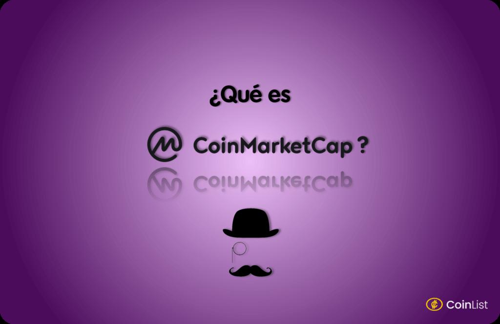 Qué es CoinMarketCap portada