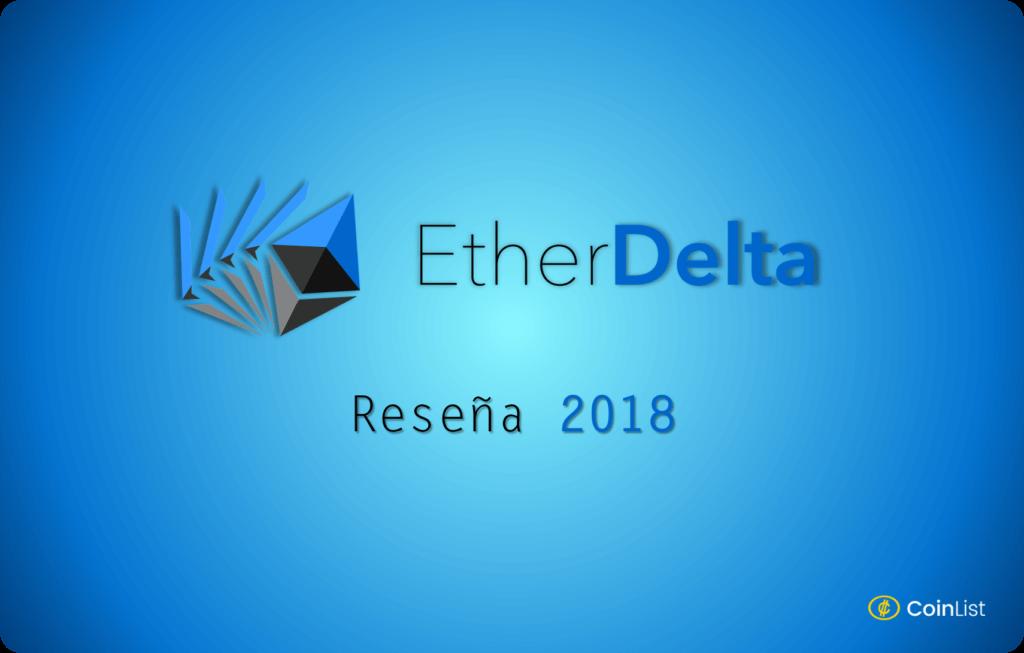 Reseña de EtherDelta 2018