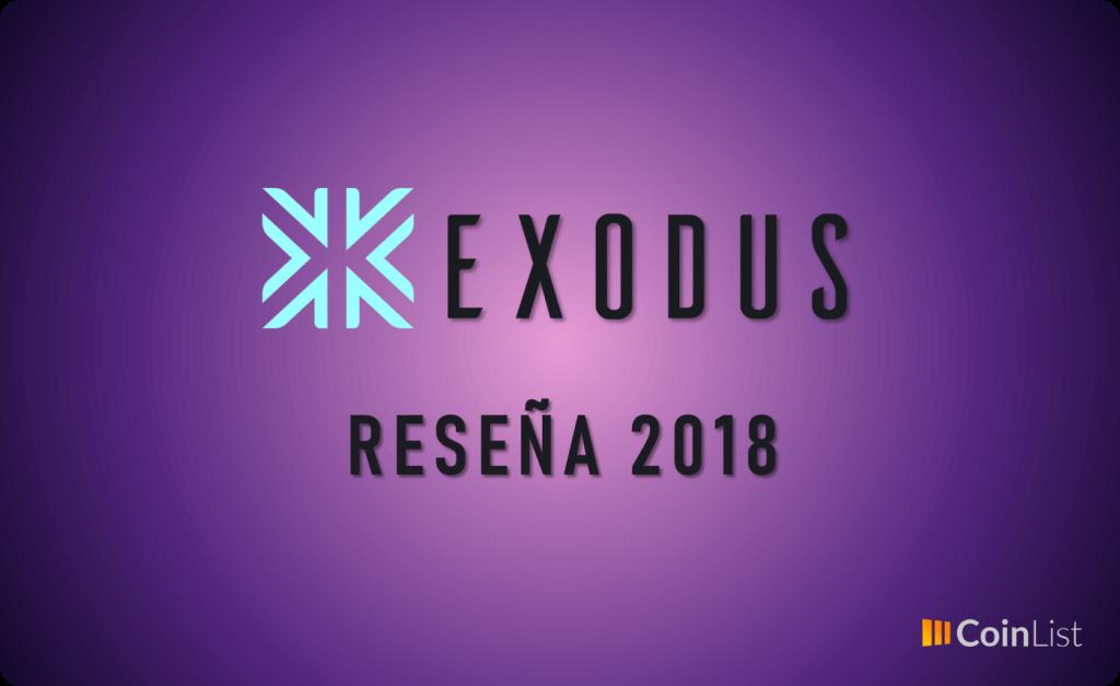 Reseña del monedero Exodus