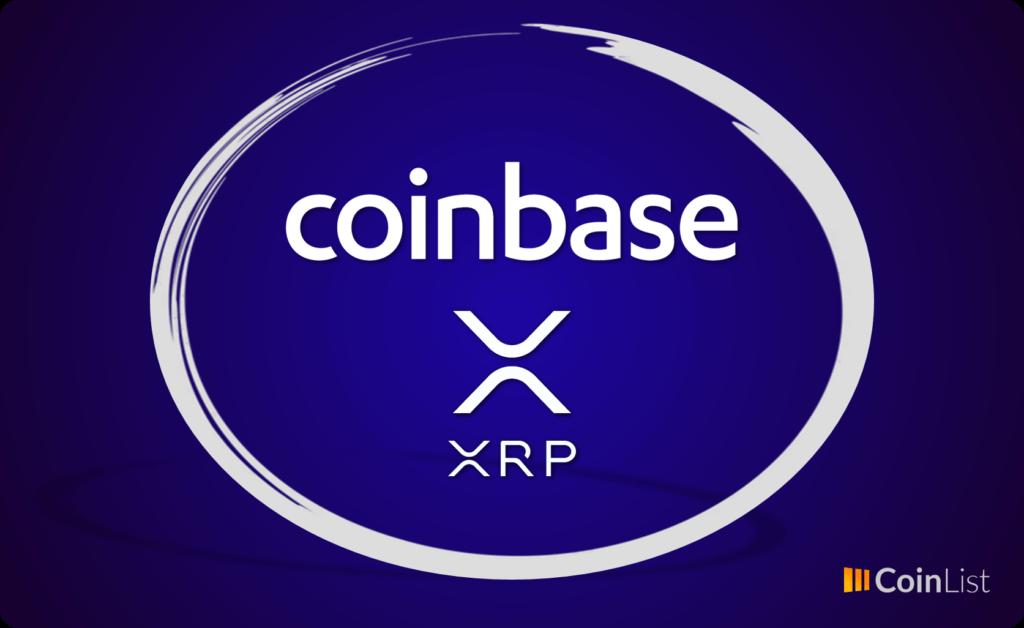 Ripple en Coinbase