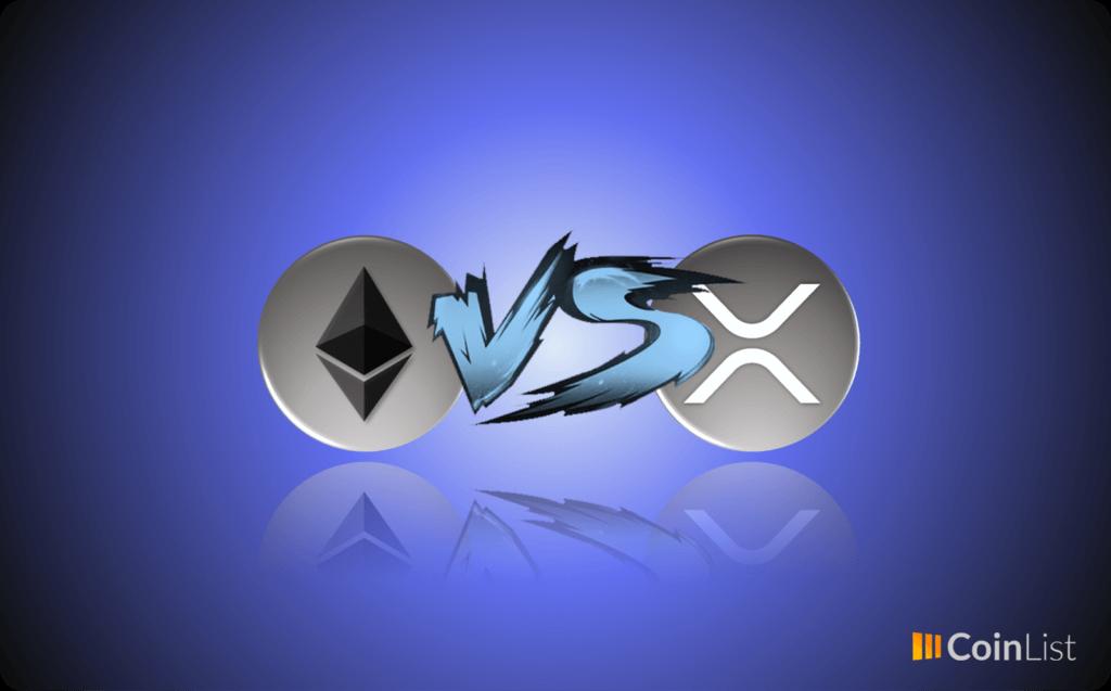 Ripple vs Ethereum CoinMarketCap 2