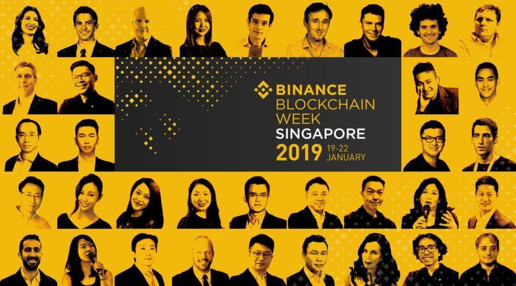 Semana Blockchain Binance