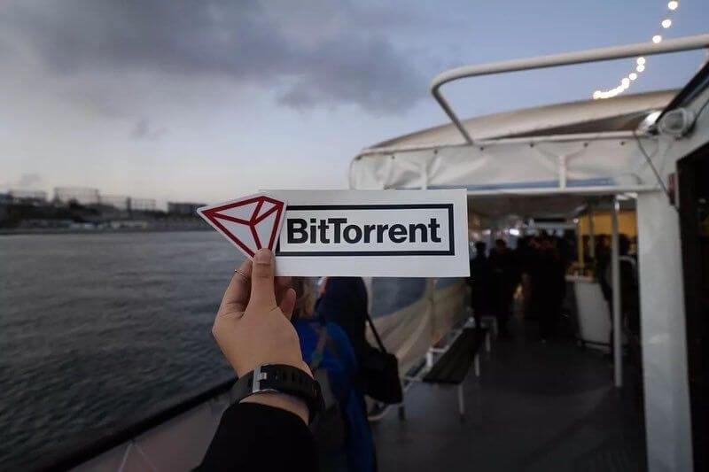 TRON e BitTorrent