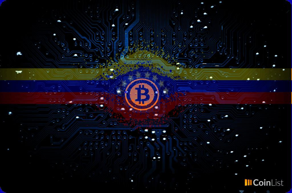 Transacciones en bitcoin Venezuela
