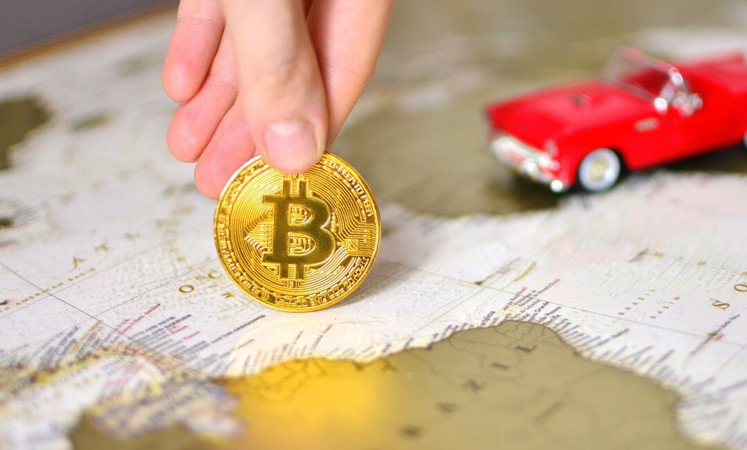 Travel with Bitcoin