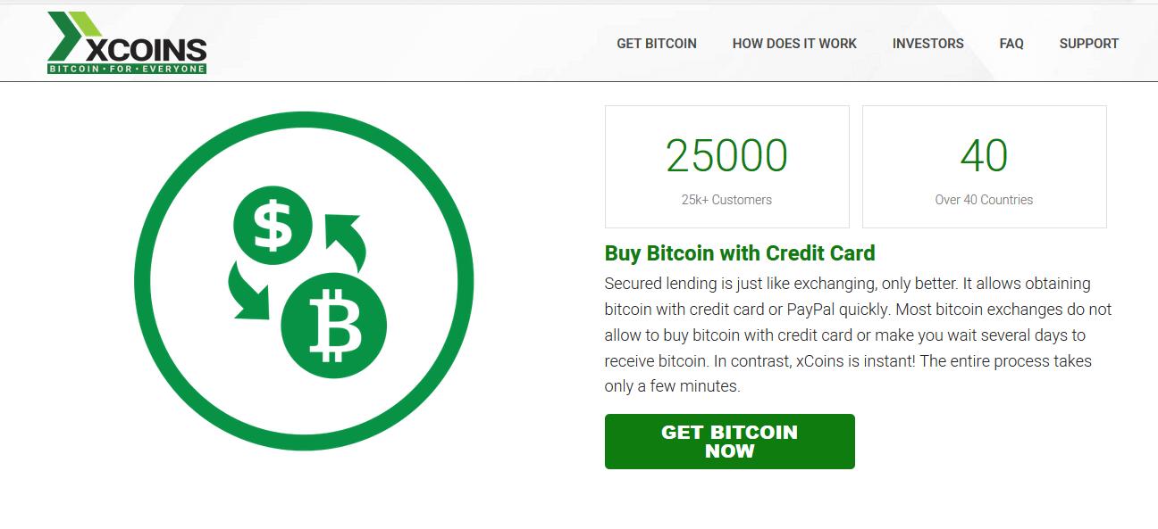 acheter bitcoin avec xcoin website