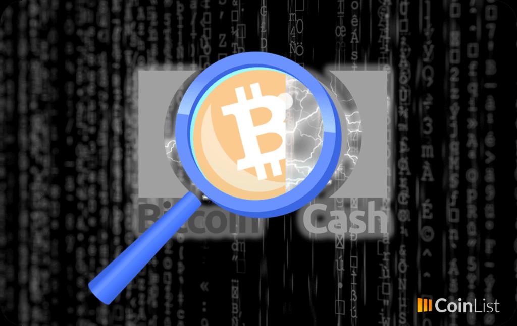 análisis bifurcación bitcoin cash