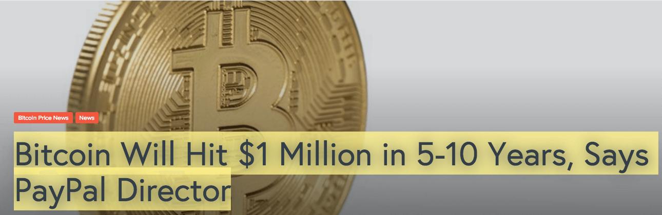 bitcoin 1 million