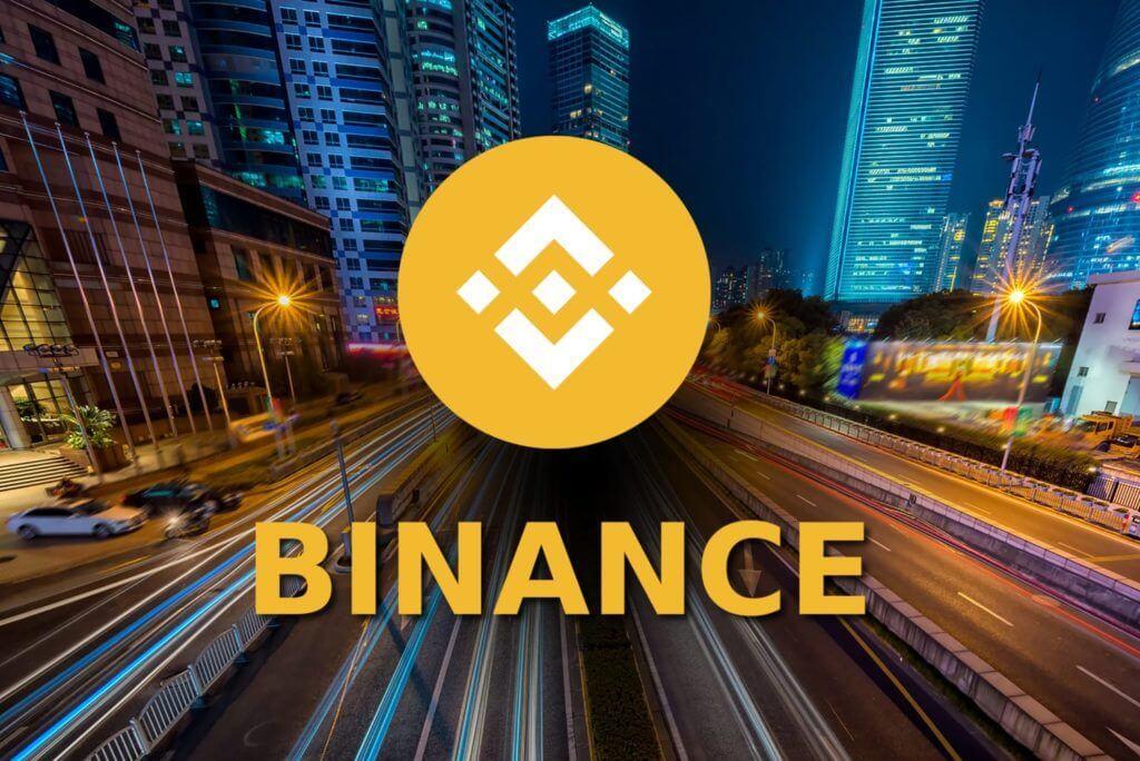 The Binance lending scheme has started