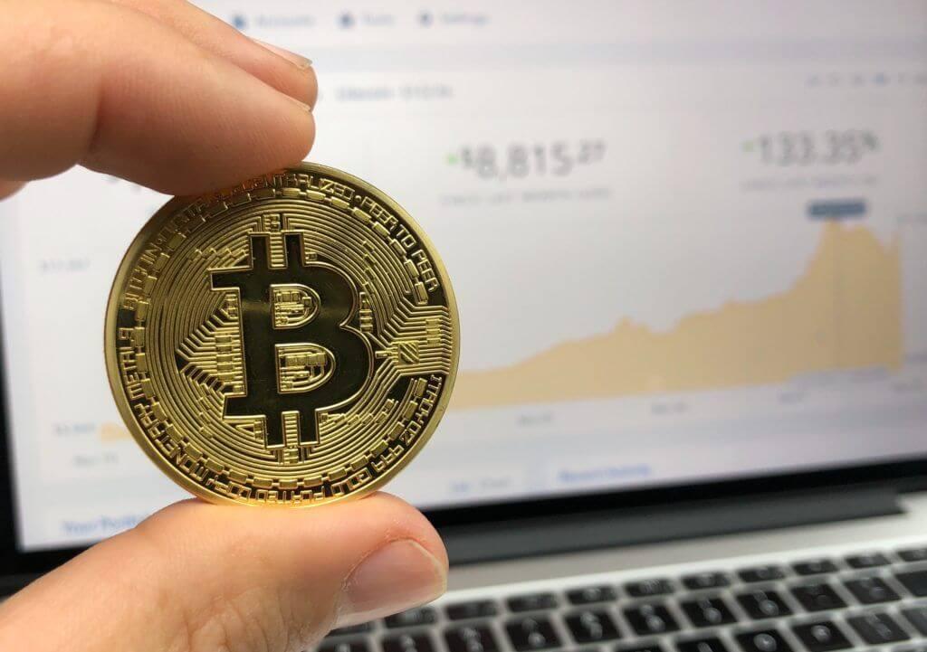 bitcoin también al alza
