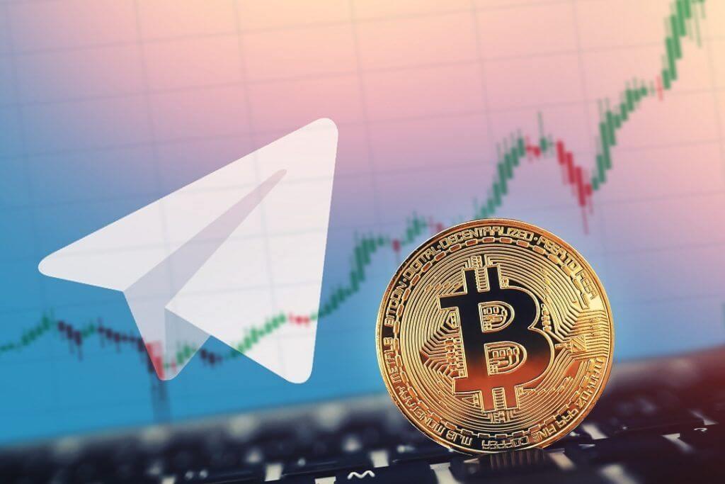 bitcóin y telegram
