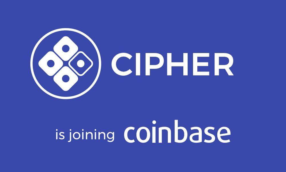 Coinbase compra Cipher browser