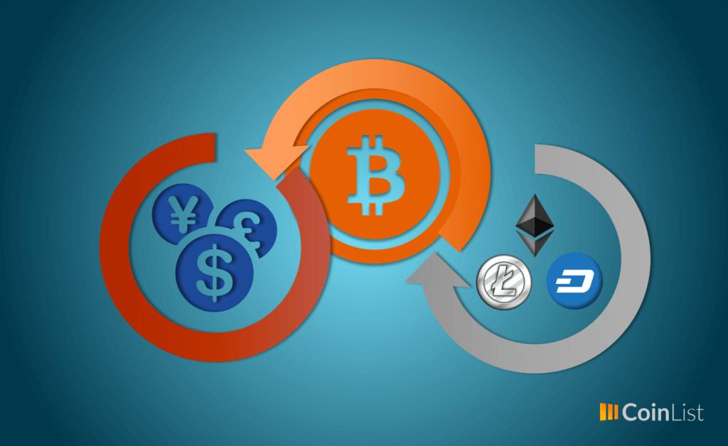 cambiare bitcoin al denaro contante