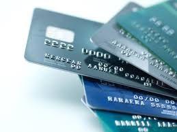 une carte de crédit/débit
