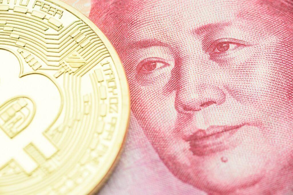 criptomoneda estable china