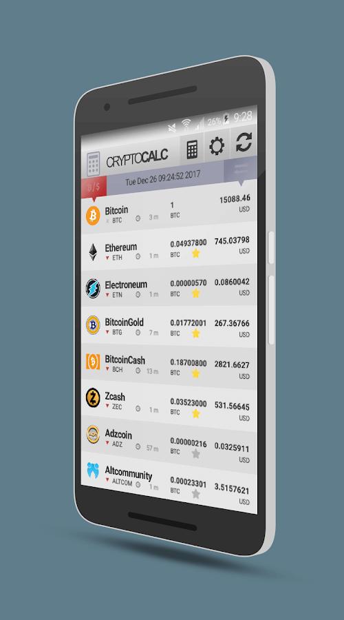 crypto calc acheter bitcoin