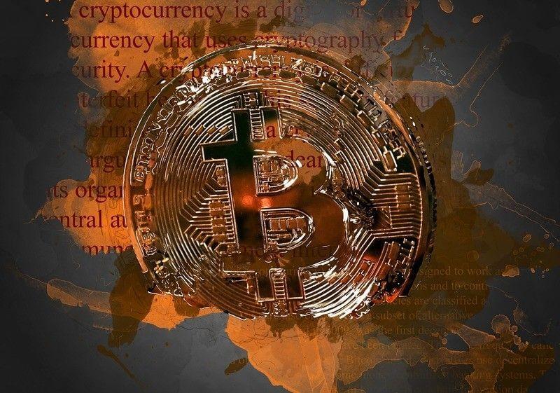 Vendita massiccia di bitcoin