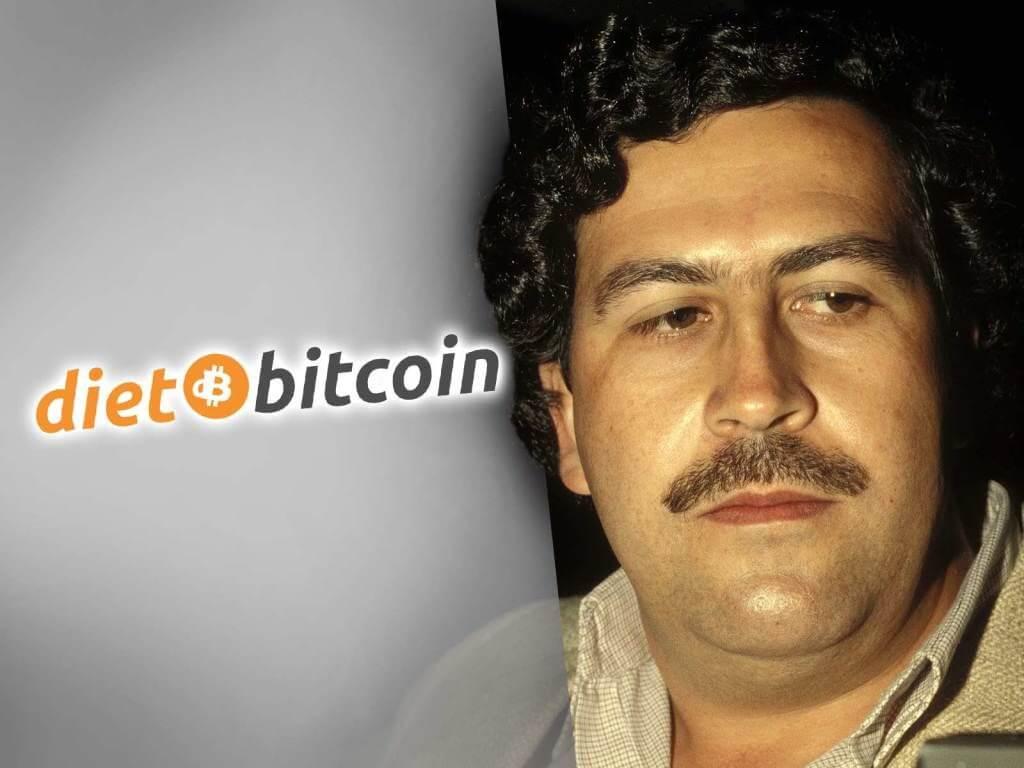 Diet Bitcoin Roberto Escobar